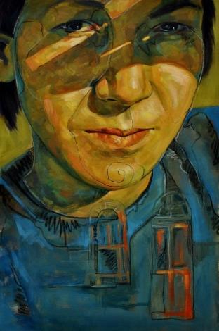 Oil on canvas 105x70 cm 2011