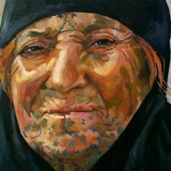 Oil on canvas 60x60 cm 2010