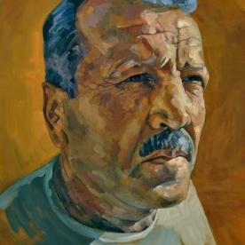 Oil on canvas 150x110 cm 2010