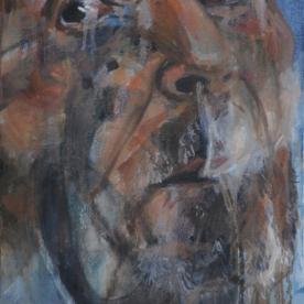 Oil on canvas 50x30 cm 2011