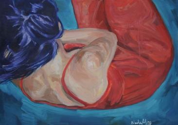 Oil on canvas 70x50 cm 2010