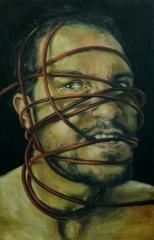 Oil on canvas125x80 cm2012