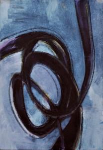 Acrylic on canvas 50x30 cm 2009