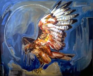 Oil on canvas 2010