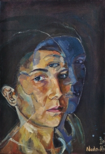 Oil on canvas 50x30 cm 2010