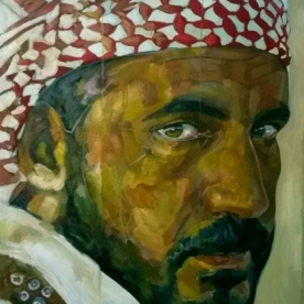 Oil on canvas 150x90 cm 2010